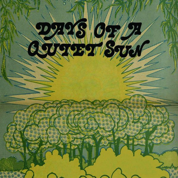 V/A, days of a quiet sun cover