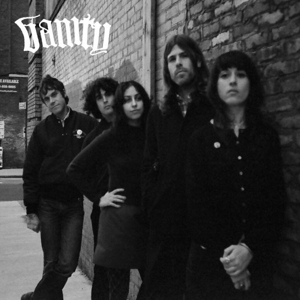 VANITY, anticlimax cover
