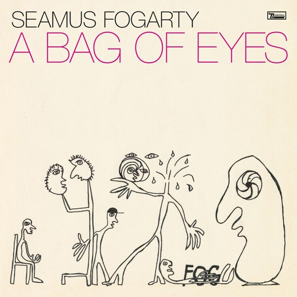 SEAMUS FOGARTY, a bag of eyes cover