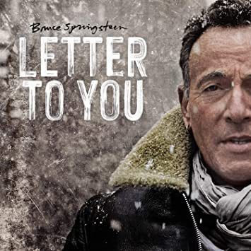 BRUCE SPRINGSTEEN, letter to you cover