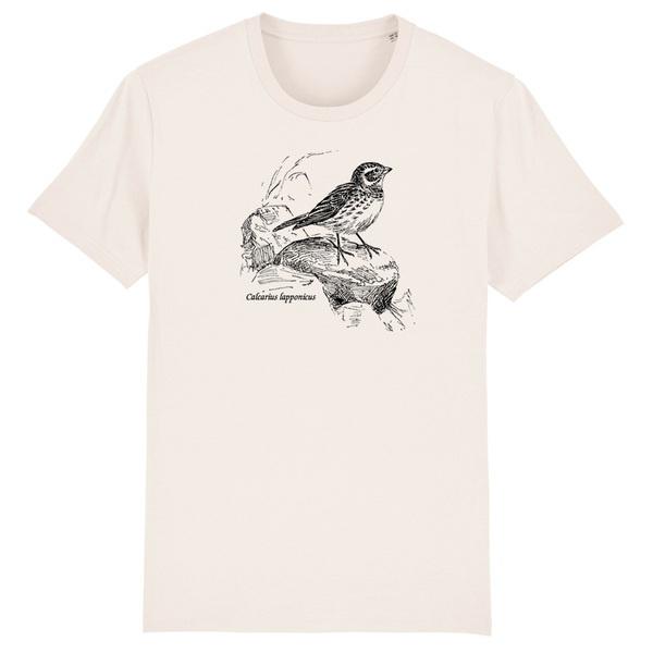 BIRDSHIRT, spornammer (boy), natur cover