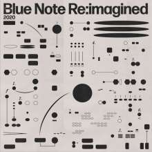 V/A, blue note re:imagined cover