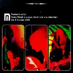 Cover MOTORPSYCHO, roadwork vol. 1