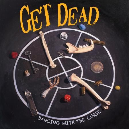 GET DEAD, dancing with the curse cover