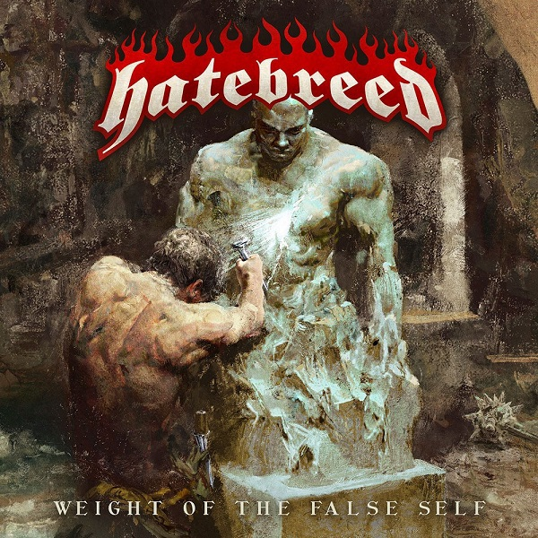 HATEBREED, weight of the false self cover