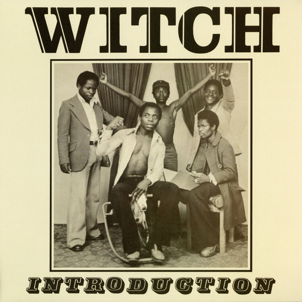 WITCH, introduction cover
