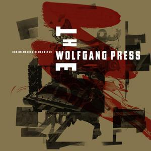 WOLFGANG PRESS, unrembered remembered (rsd 2020) cover