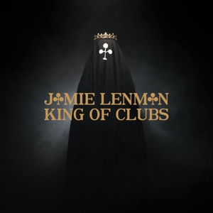 JAMIE LENMAN, king of clubs cover