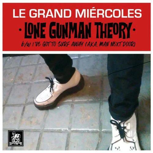LE GRAND MIERCOLES, lone gunman theory cover