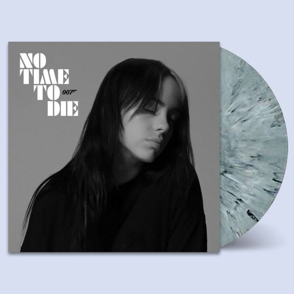 BILLIE EILISH, no time to die cover