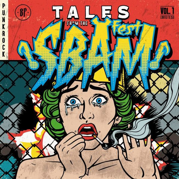 V/A, tales from the sbäm fest vol. 1 cover