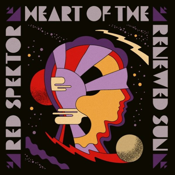 RED SPEKTOR, heart of the renewed sun cover