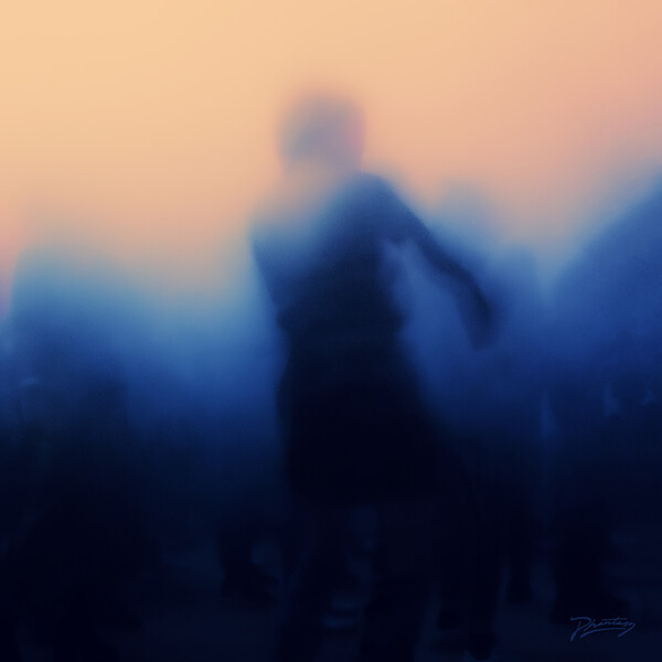 DANIEL AVERY, love + light cover