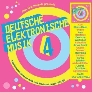 V/A, deutsche elektronische musik 4 (1971 - 1983) cover