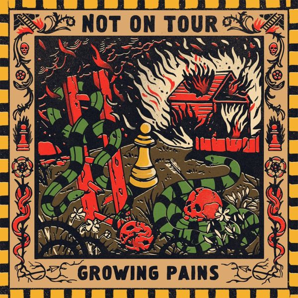 NOT ON TOUR, growing pains cover
