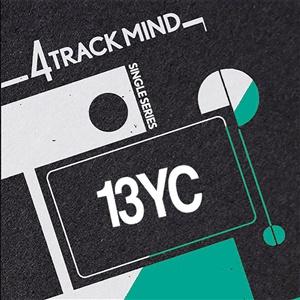 13 YEAR CICADA, 4 track mind vol. 3 cover