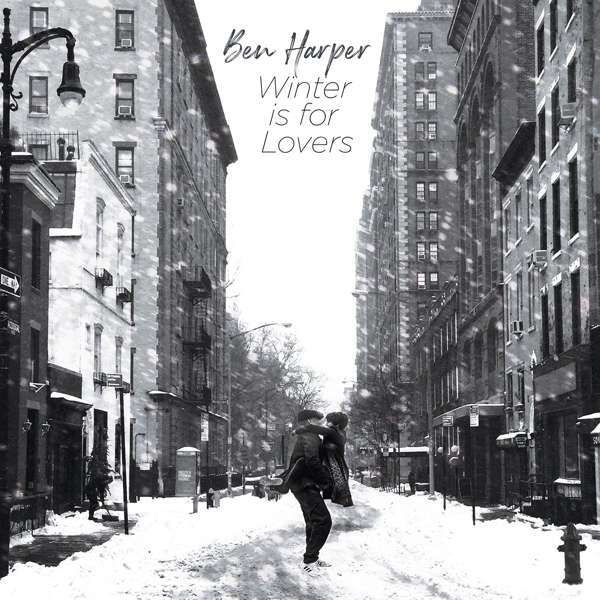 BEN HARPER, winter is for lovers cover