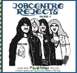 V/A, jobcentre rejects vol. 4 - utra-rare fwoshm 78-83 cover