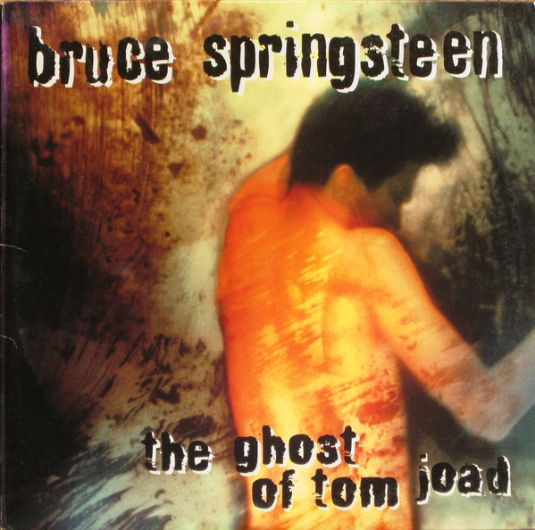BRUCE SPRINGSTEEN, the ghost of tom joad cover