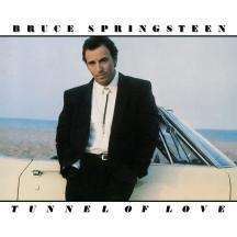 BRUCE SPRINGSTEEN, tunnel of love cover