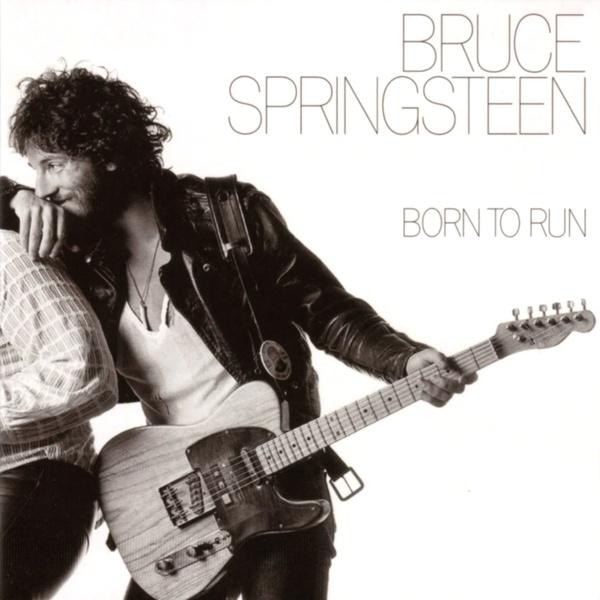BRUCE SPRINGSTEEN, born to run cover