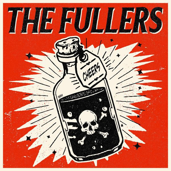 FULLERS, cheers cover