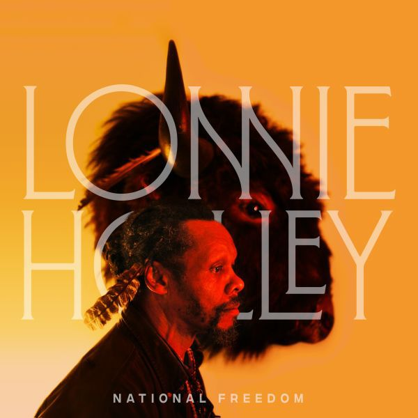 LONNIE HOLLEY, national freedom cover