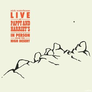 NICK WATERHOUSE, live at pappy and harriet´s cover