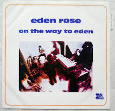 EDEN ROSE, on the way to eden cover