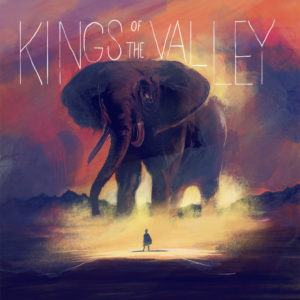 KINGS OF THE VALLEY, s/t cover
