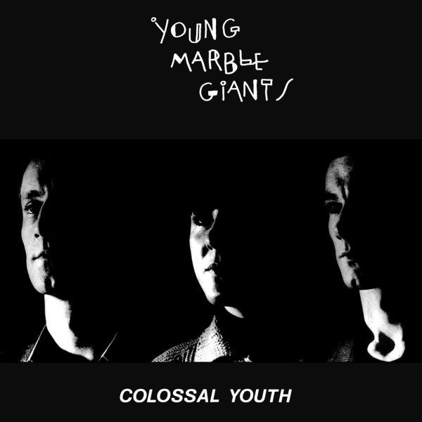 YOUNG MARBLE GIANTS, colossal youth deluxe edition cover