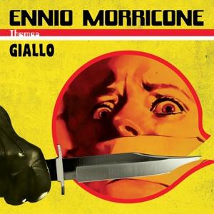 ENNIO MORRICONE, giallo cover