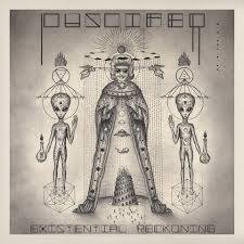 PUSCIFER, existential reckoning cover