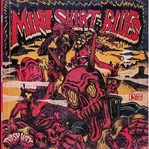 MINI SKIRT BLUES, s/t cover