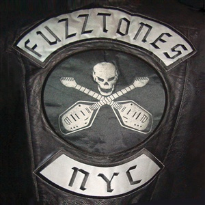 FUZZTONES, nyc cover