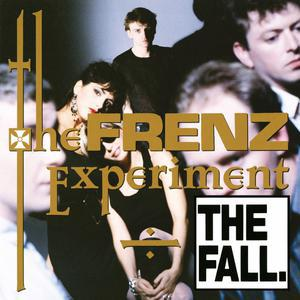 FALL, the frenz eperiment (expanded edition) cover