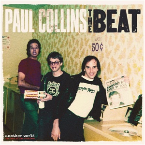 PAUL COLLINS & THE BEAT, another world - best from the archives cover