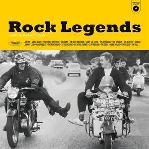 V/A, rock legends cover