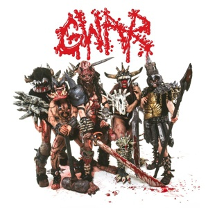 GWAR, scumdogs of the universe cover