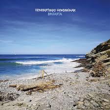 HONDARTZAKO HONDAKINAK, bruiarta cover