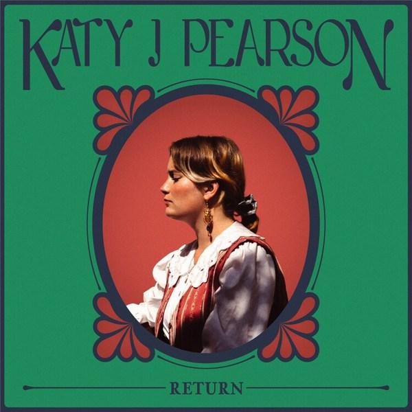 KATY J PEARSON, return cover