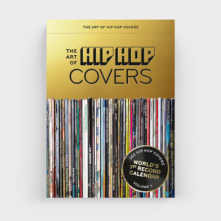 THE ART OF HIP HOP COVERS, kalender cover