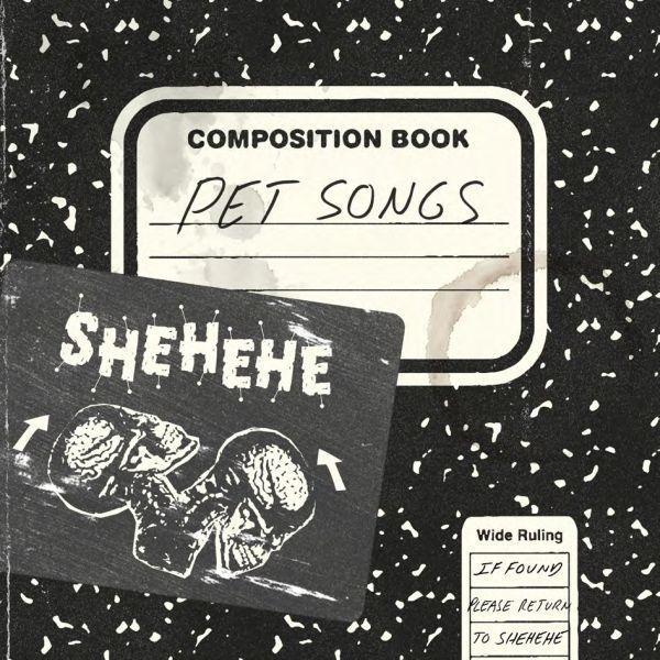 SHEHEHE, pet songs cover