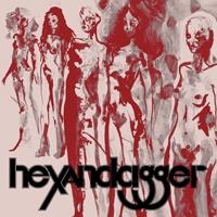 HEXANDAGGER, nine of swords cover