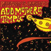 ACID MOTHER´S TEMPLE/PAUL KIDNEY EXPERIENCE, s/t cover