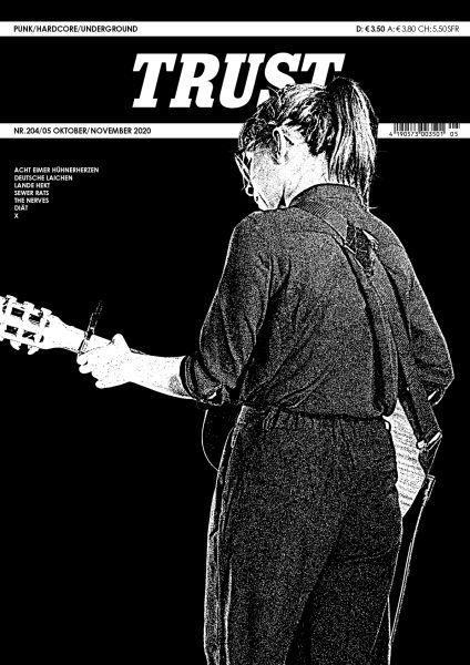 TRUST, # 204 cover