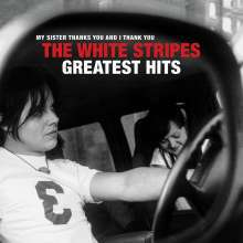WHITE STRIPES, greatest hits cover
