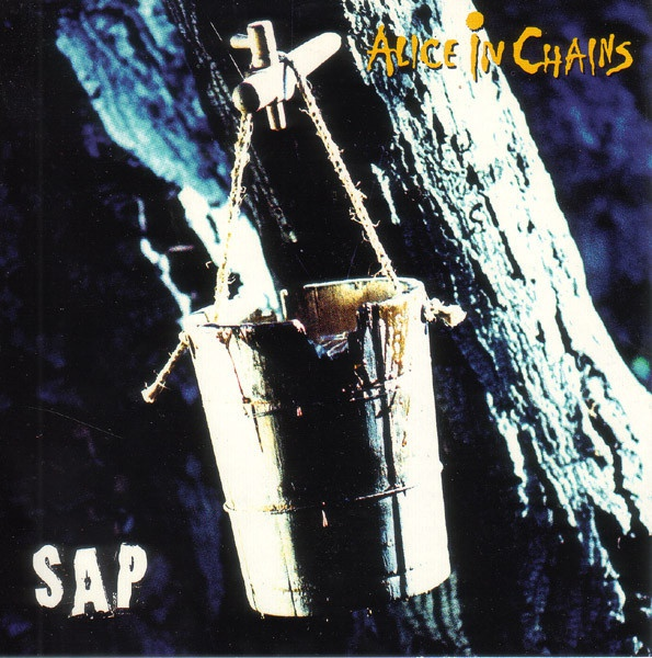 ALICE IN CHAINS, sap (black friday 2020) cover