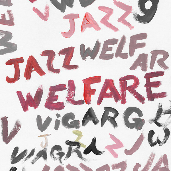 VIAGRA BOYS, welfare jazz cover