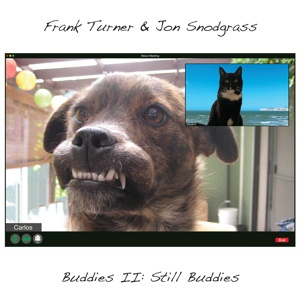 FRANK TURNER & JON SNODGRASS, buddies II: still buddies cover
